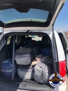 182 Pounds of Marijuana Found During I-80 Traffic Stop