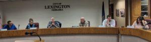 Lex City Council Opens Bids For Lake Restoration