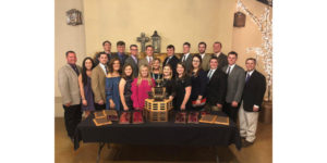 K-State's meat animal evaluation team victorious
