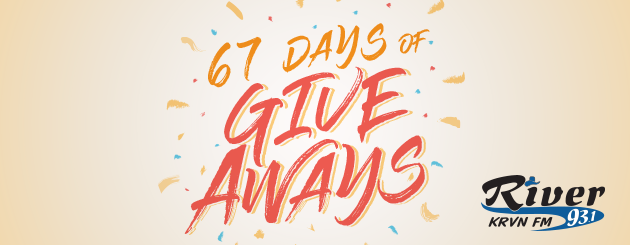 67 Days of Give Aways