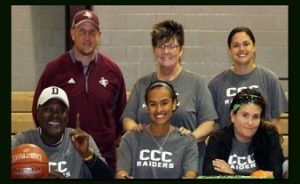 CCC Women sign Texas recruit