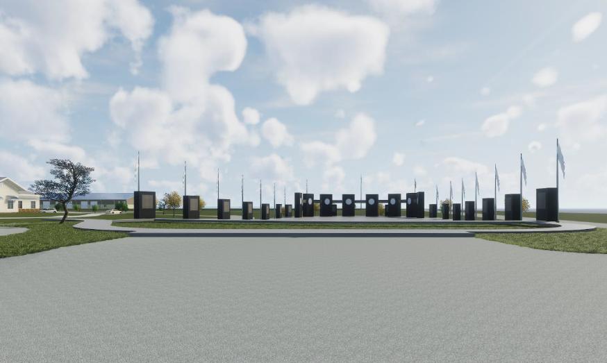 New Memorial to Accompany Central Nebraska Veterans Home in Kearney