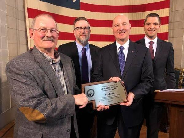 Gov. Ricketts Kicks Off Community Development Week
