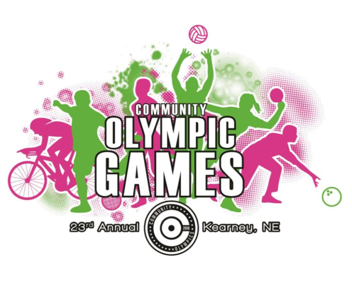 Community Olympic Games Deadline — May 9