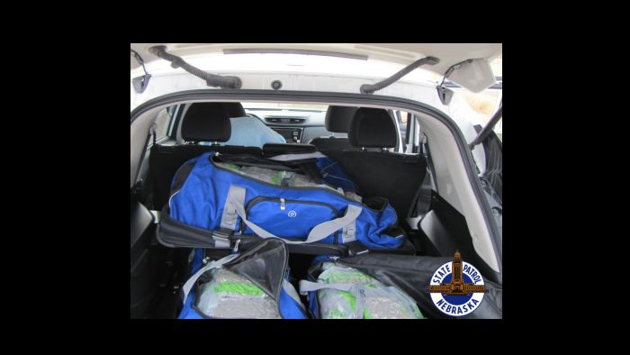Troopers Seize 381 LBs of Marijuana in Two Traffic Stops