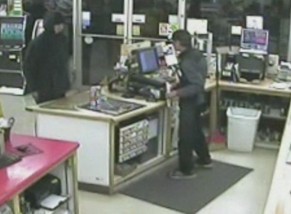 NP Police looking for suspect in armed robberies