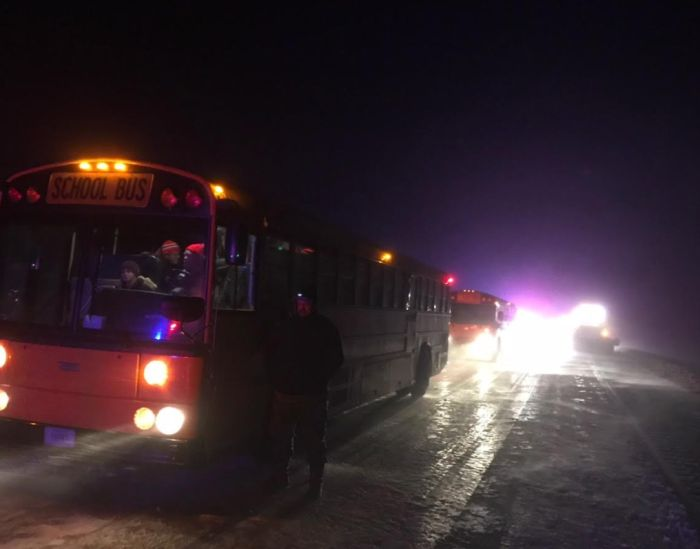 More Than 100 Stranded Motorists Rescued in Western Nebraska