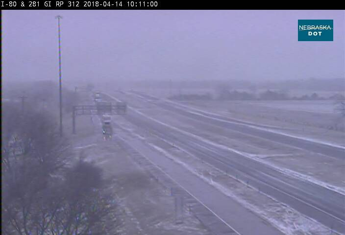 US Highway 30 & Interstate 80 closed westbound from Grand Island
