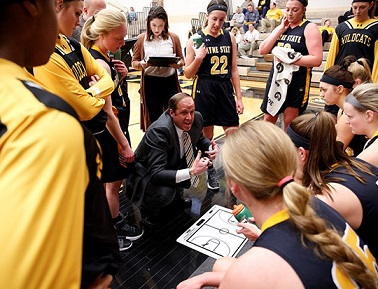 WSC Women's Basketball Coach Kielsmeier moves on to Division I Cleveland State