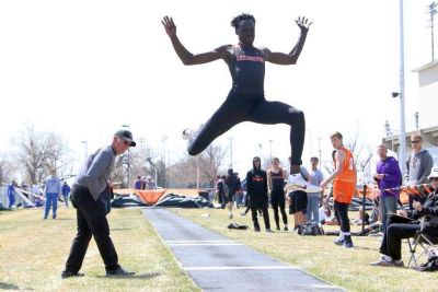 Don Bader Track & Field Results 4-19