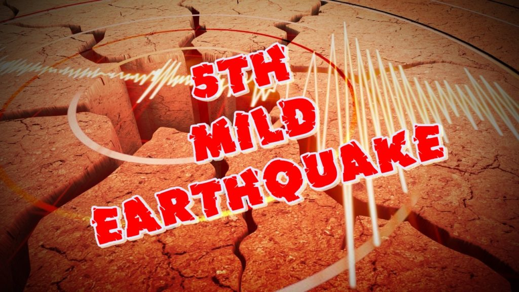 Another mild central Nebraska earthquake reported