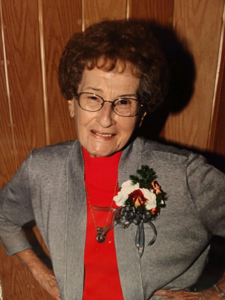 Eunice Mary Lou Eirich, 79, Bayard