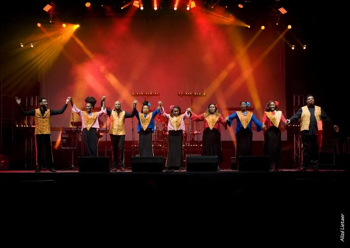 World famous Harlem Gospel Choir to perform this evening at the Midwest Theater