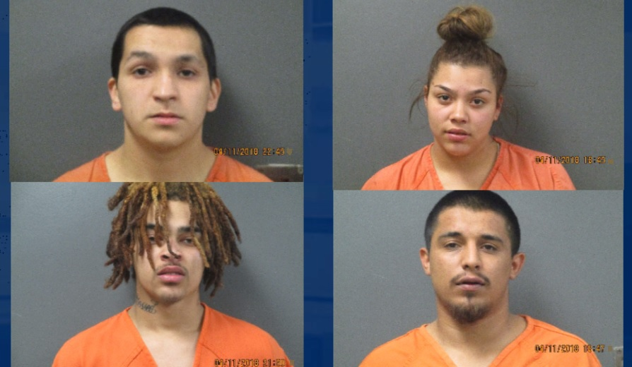 Traffic stop yields arrests for cocaine possession and distribution