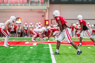 Huskers Focus On Spring Game