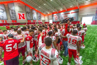 (Audio) Coach Frost Likes The Direction Of Spring Ball