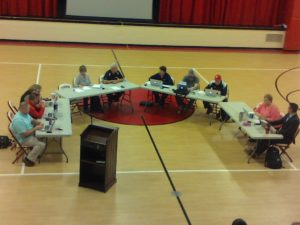 (AUDIO) Pender School Board approves co-op proposal to Emerson-Hubbard to co-op in some sports