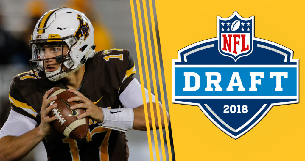 Josh Allen Becomes the Highest NFL Draft Pick in Wyoming History