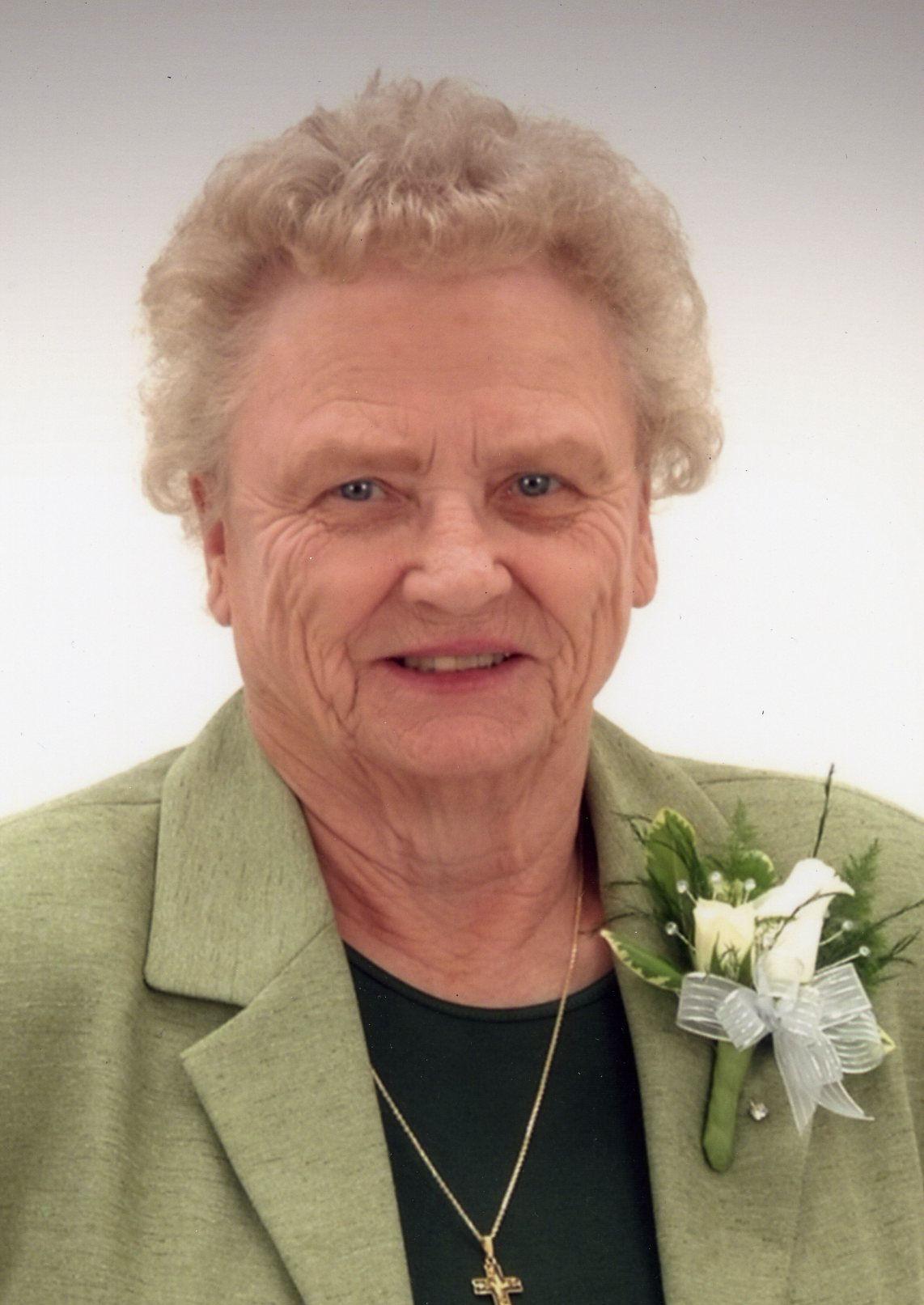 Peggy Lou Hofferber Michel, 89, of Kearney, Nebraska, former Lexington resident
