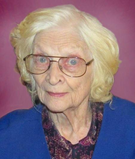 Ella Louise Lemmon, 93 years of age, of rural Holdrege
