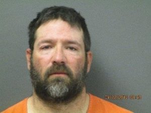Mitchell man accused of sexually assaulting a child