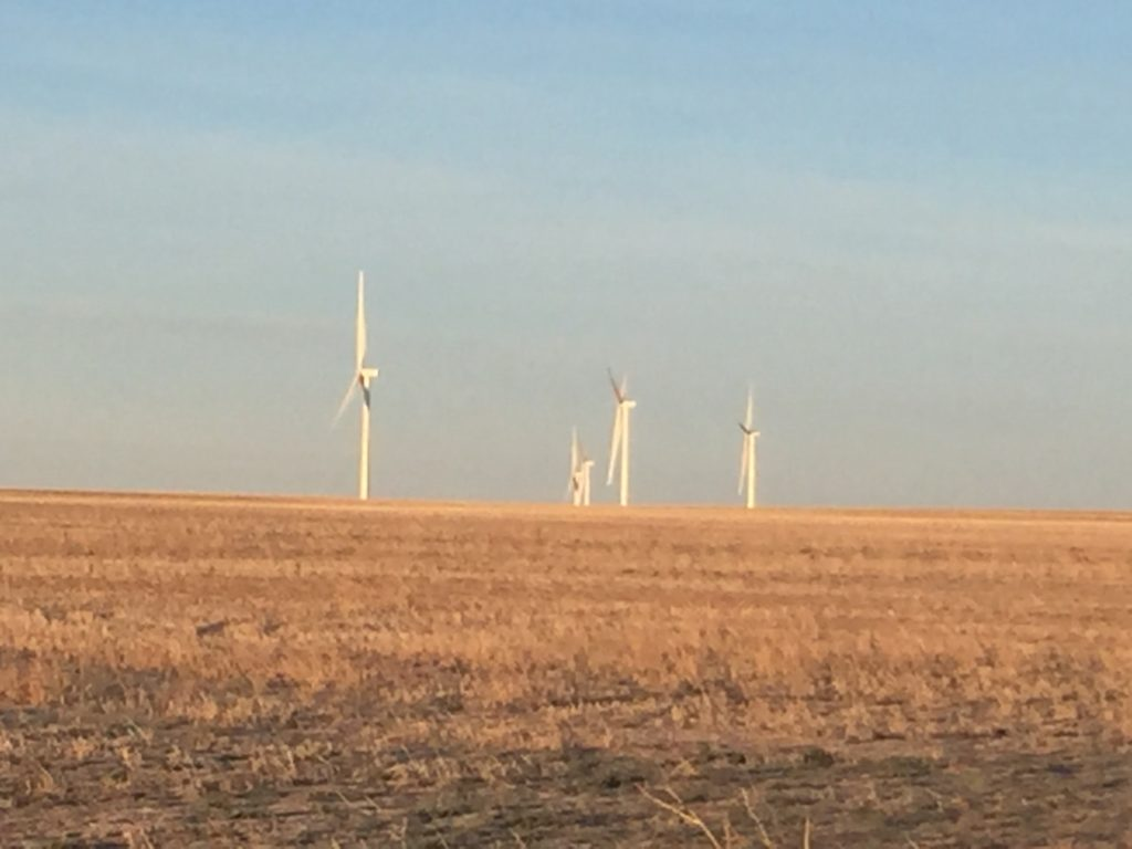 Kimball wind turbines project to be operational in Mid-June