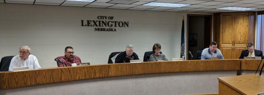 Lexington School Board Meets
