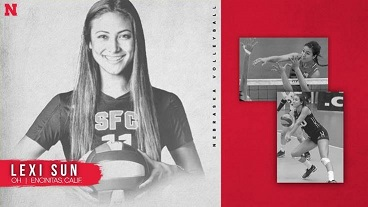 (Audio) Cook Announces Sun will Join Husker Volleyball