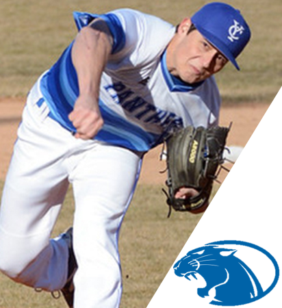 York College's Lindsley earns KCAC Pitcher of the Week honors