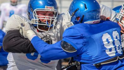 Lopers Hold Spring Game Tonight