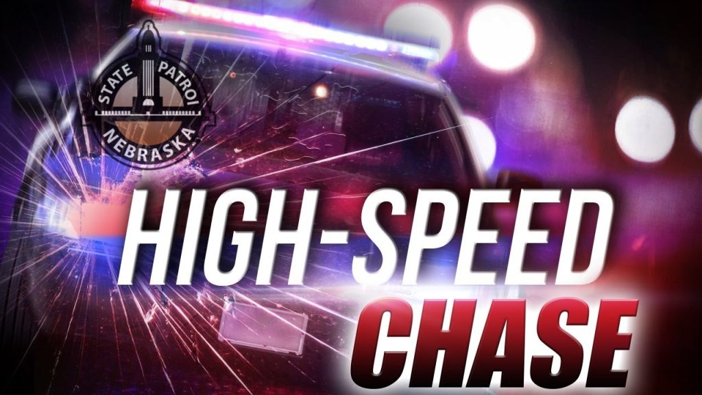 Rapid City man arrested for Wednesday pursuit in Banner County