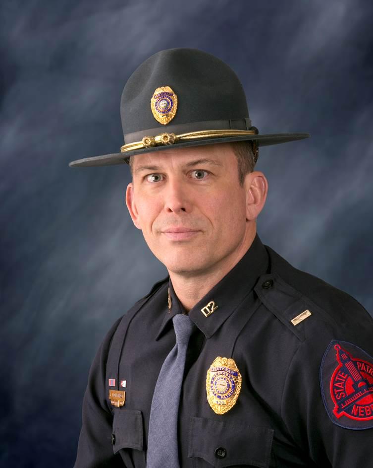 Nebraska State Patrol names new Troop E Captain