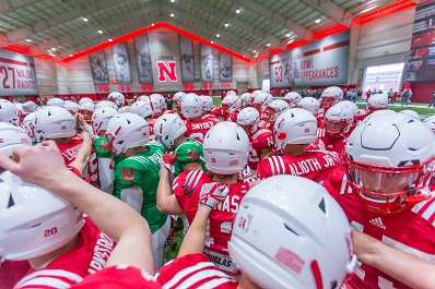 Huskers Eager for Sold-Out Spring Game