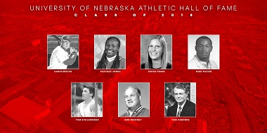 2018 Nebraska Athletic Hall of Fame Class Announced