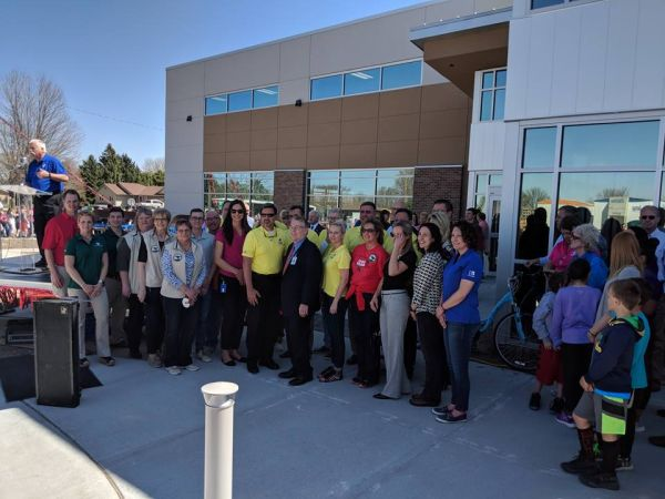 (Audio) YMCA at Gothenburg Health celebrates grand opening