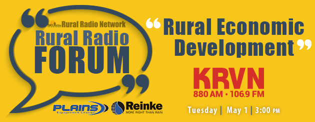 Rural Radio Forum - Rural Economic Development