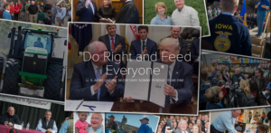 (VIDEO) Secretary Perdue Commemorates First Year at USDA