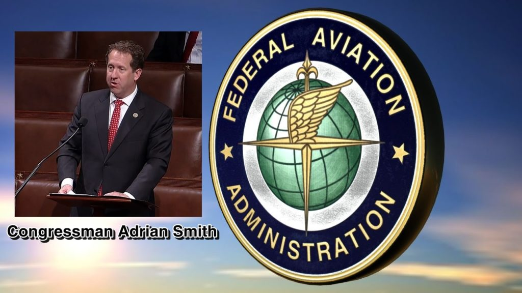 Smith Amends FAA Reauthorization to Strengthen Commercial Air Service in Rural Areas