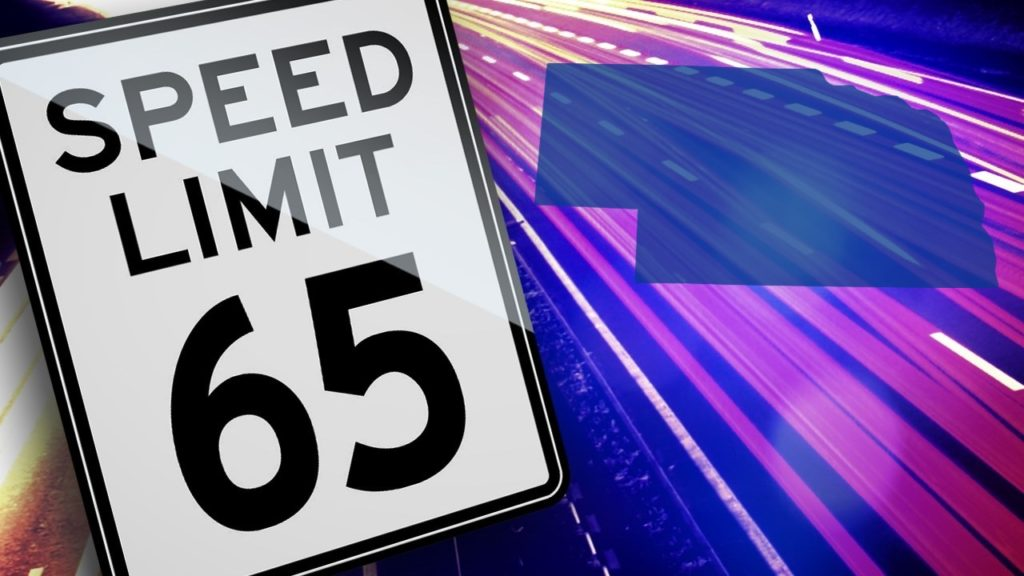 Nebraska lawmakers OK higher speed limits, but not on I-80
