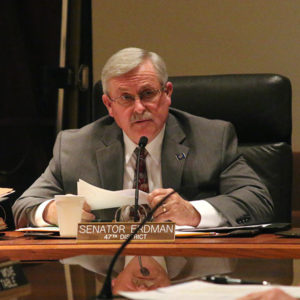 Erdman gives legislature poor grade for just completed session