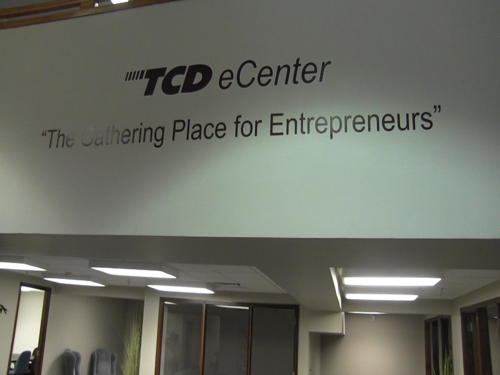 TCD shows off redesigned eCenter during open house
