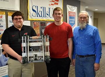 Northeast robotics team qualifies for world championship