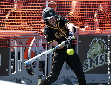 Wayne State Softball swept in doubleheader by Southwest Minnesota State