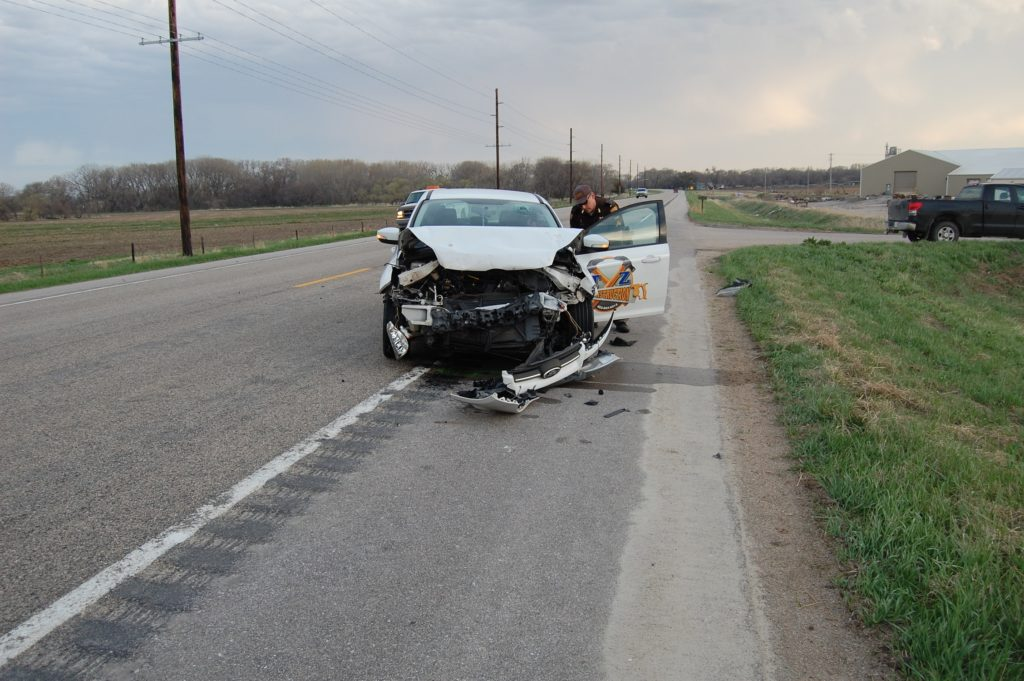 Driver Arrested Following Crash In Stanton County
