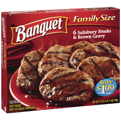 Conagra Brands Inc. Recalls Salisbury Steak Products Due to Possible Foreign Matter Contamination