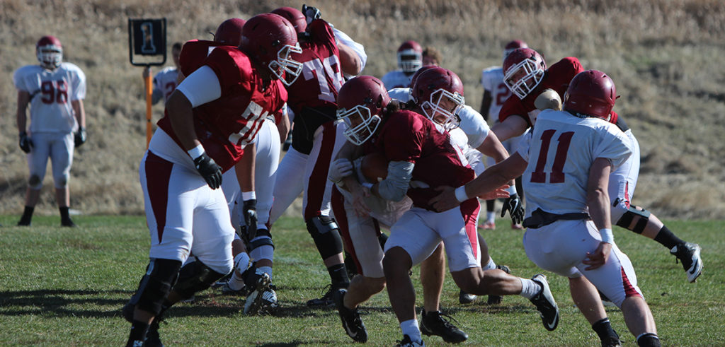 CSC spring football game set for Saturday