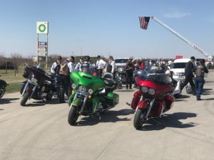 (Audio) Legion Riders Accompany POW Remains To Norfolk
