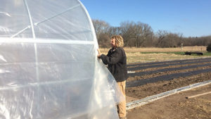 Under cover: June 5 bus tour will visit farms growing produce in high tunnels