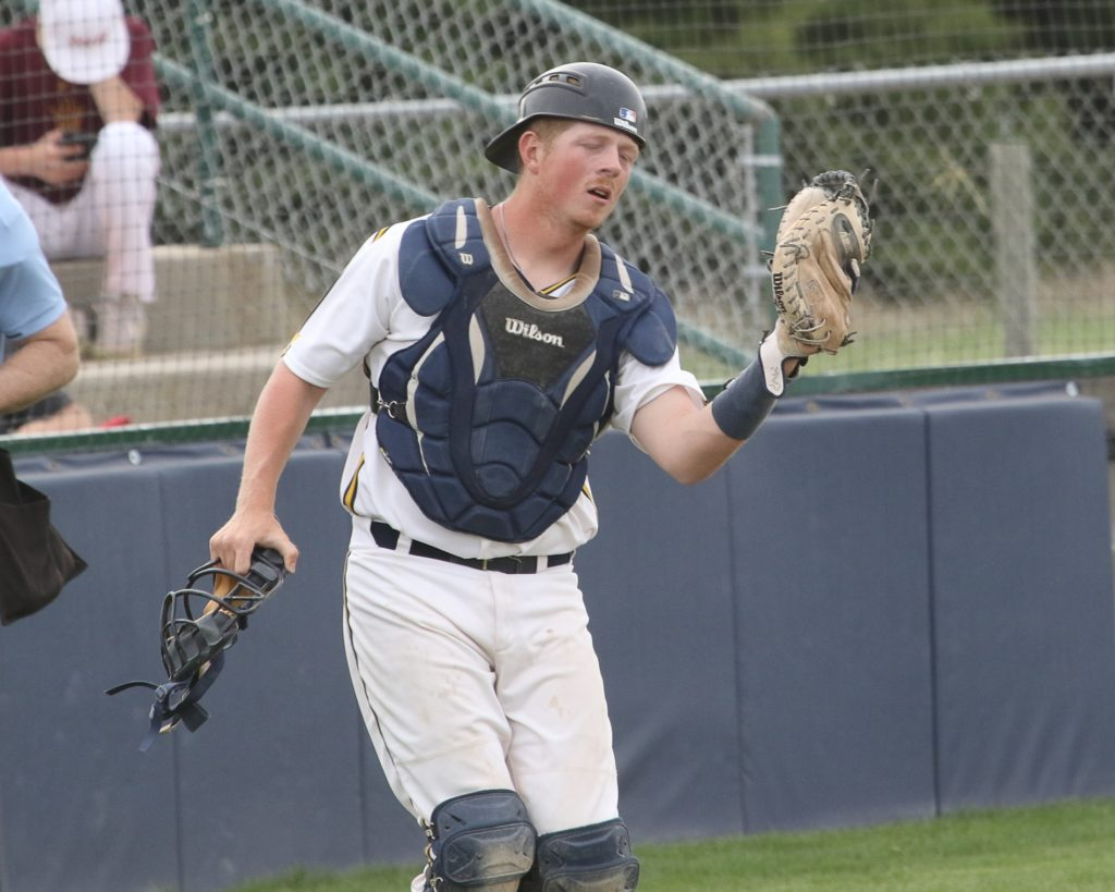 WNCC baseball splits with McCook on Sunday