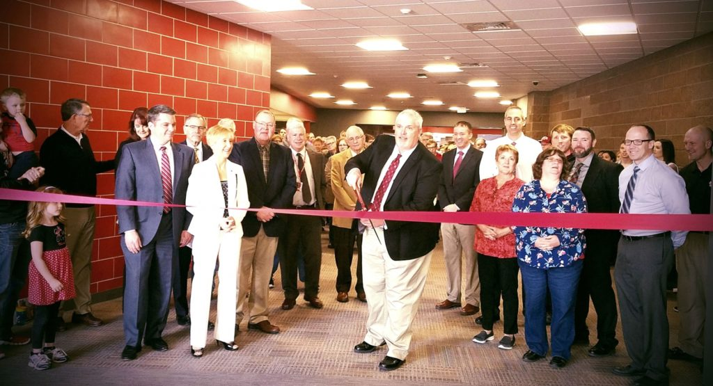 SHS grand opening hosts community members and dignitaries